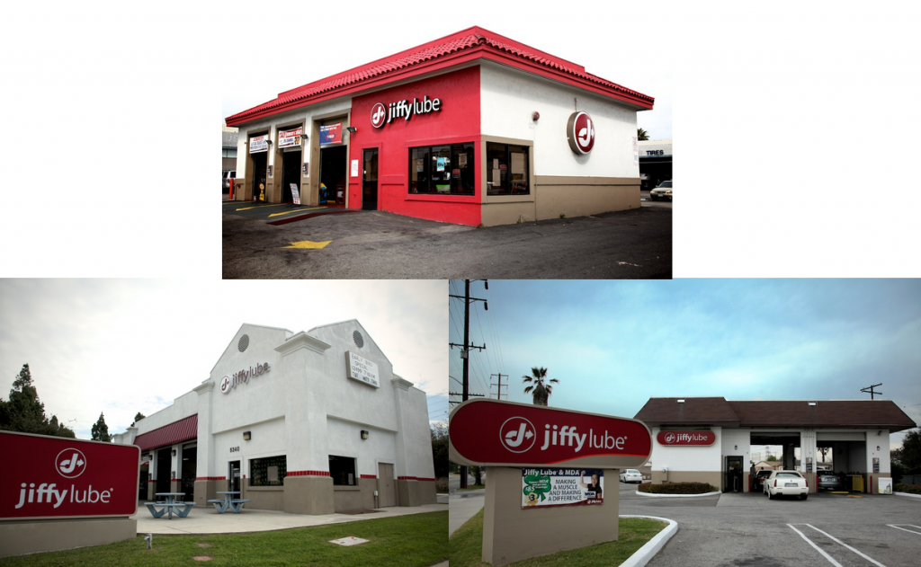 Jiffy Lube has 3 auto locations in Torrance